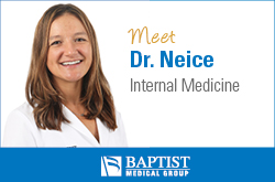 Dr. Neice Ad