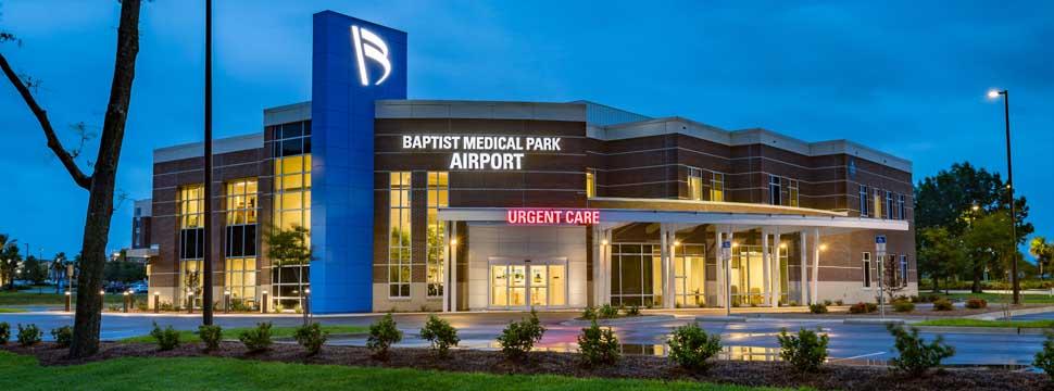 Baptist Medical Park - Airport | Baptist Health Care