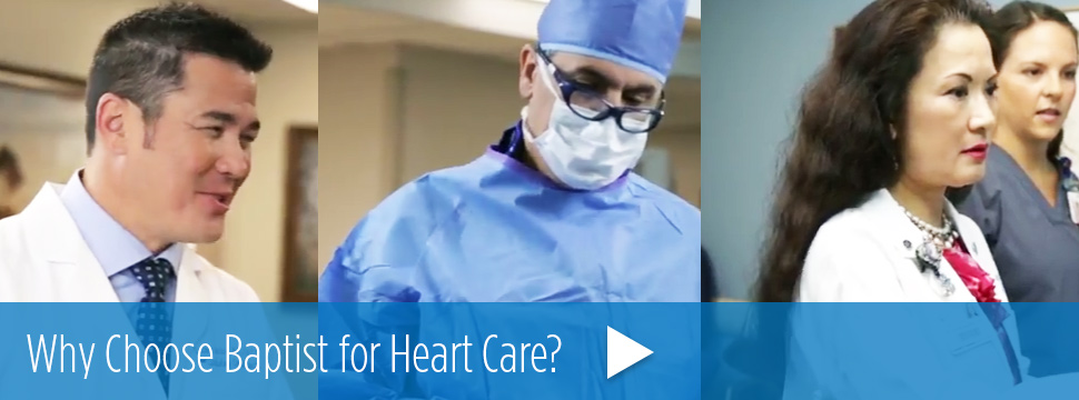 Baptist Health Care Institute Video