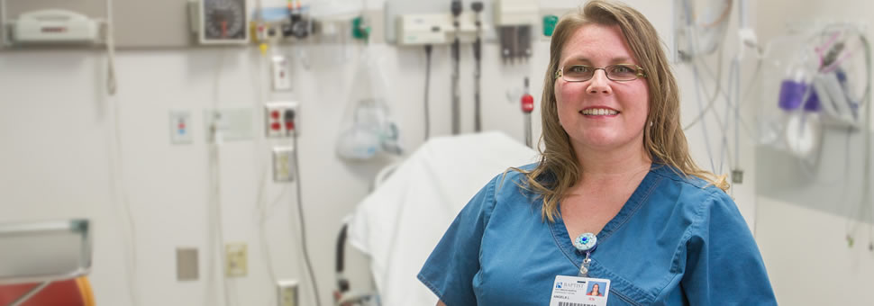 Angela L., R.N., Gulf Breeze Hospital - Emergency Department image