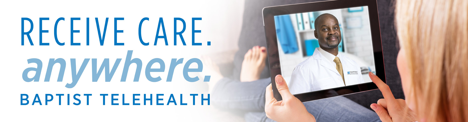 Baptist Health Care Telehealth