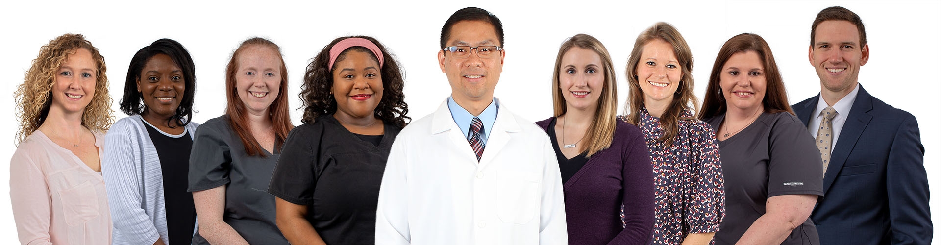 photo: Baptist Weight-Loss Center team of experts