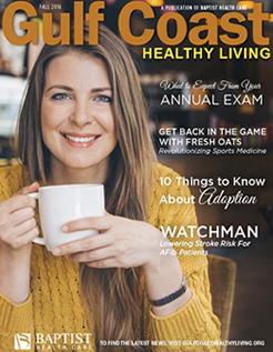 Gulf Coast Health & Life Magazine: Fall 2016
