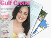 Gulf Coast Healthy Living Magazine