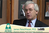 Dr. Fleischhauer Talks about TAVR