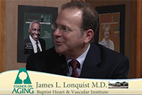 Dr. Lonquist talks about Leg Vein Issues?—Treat the whole person!