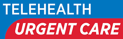 Telehealth Urgent Care powerd by EasyScheduleLogo Graphic