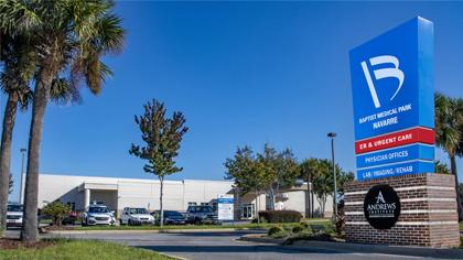 Baptist Health Care of northwest Florida and south Alabama